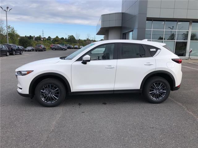2019 Mazda CX-5 GS (Stk: 19T163) in Kingston - Image 2 of 13