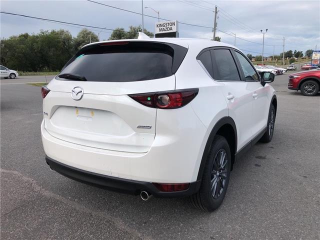 2019 Mazda CX-5 GS (Stk: 19T163) in Kingston - Image 5 of 13