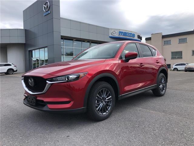 2019 Mazda CX-5 GS (Stk: 19T166) in Kingston - Image 1 of 14