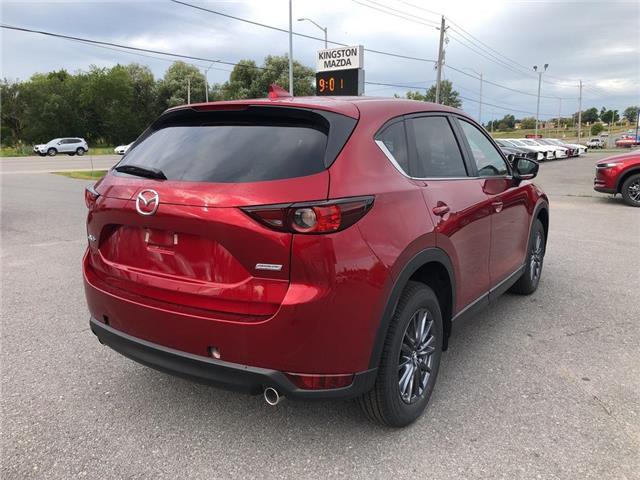 2019 Mazda CX-5 GS (Stk: 19T166) in Kingston - Image 5 of 14