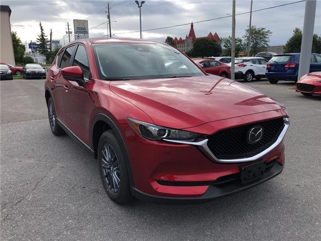 2019 Mazda CX-5 GS (Stk: 19T166) in Kingston - Image 7 of 14