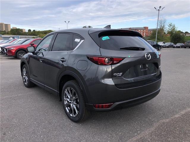 2019 Mazda CX-5 Signature w/Diesel (Stk: 19T170) in Kingston - Image 3 of 15