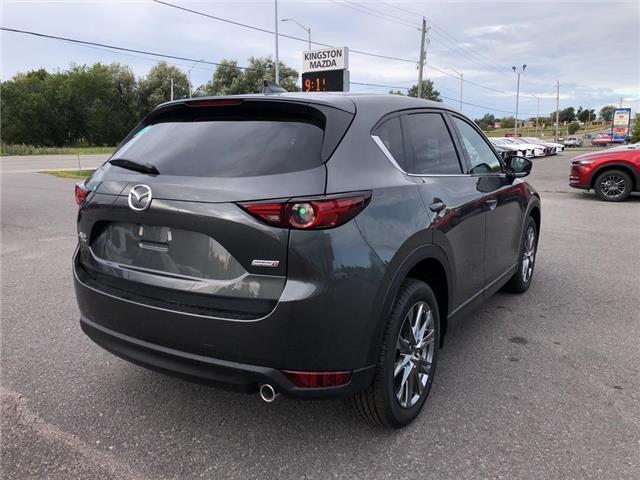 2019 Mazda CX-5 Signature w/Diesel (Stk: 19T170) in Kingston - Image 5 of 15