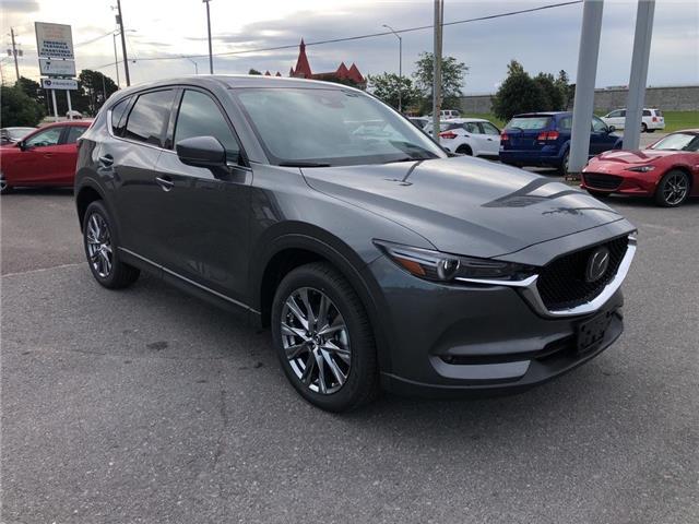 2019 Mazda CX-5 Signature w/Diesel (Stk: 19T170) in Kingston - Image 7 of 15