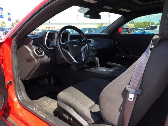 2014 Chevrolet Camaro 1LT||Rally Sport Pkg|Sunroof|Low KM'S| (Stk: PW18564A) in BRAMPTON - Image 12 of 20