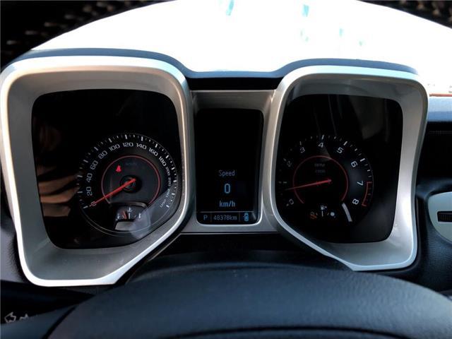 2014 Chevrolet Camaro 1LT||Rally Sport Pkg|Sunroof|Low KM'S| (Stk: PW18564A) in BRAMPTON - Image 16 of 20