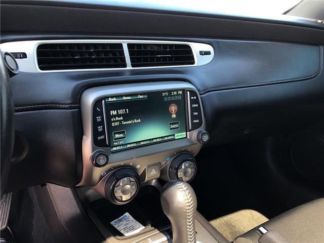 2014 Chevrolet Camaro 1LT||Rally Sport Pkg|Sunroof|Low KM'S| (Stk: PW18564A) in BRAMPTON - Image 17 of 20