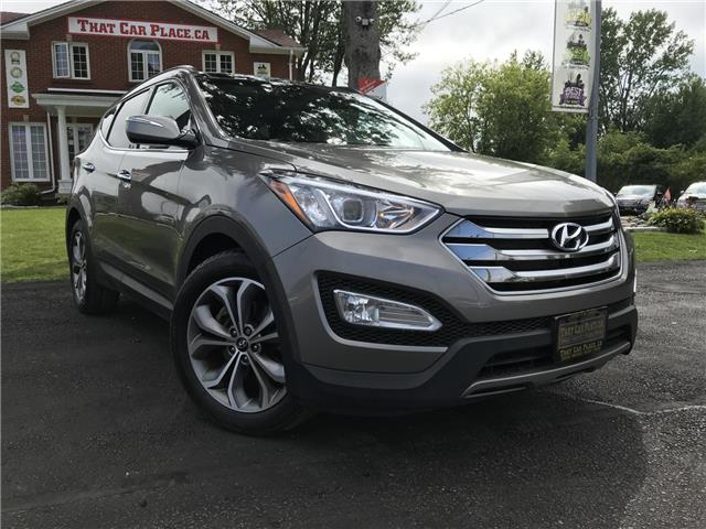 2015 Hyundai Santa Fe Sport  (Stk: 5379) in London - Image 1 of 30