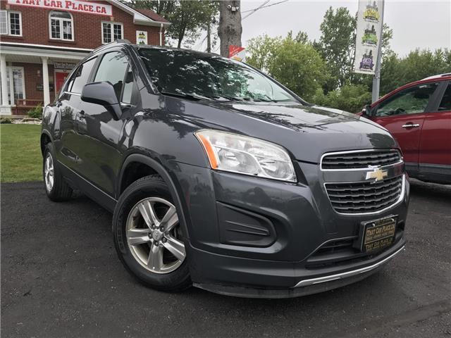 2014 Chevrolet Trax 2LT (Stk: 5386) in London - Image 1 of 25