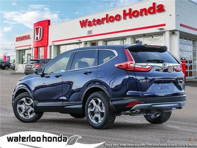 2019 Honda CR-V EX (Stk: H6180) in Waterloo - Image 4 of 23