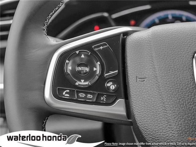 2019 Honda Civic EX (Stk: H6176) in Waterloo - Image 15 of 23