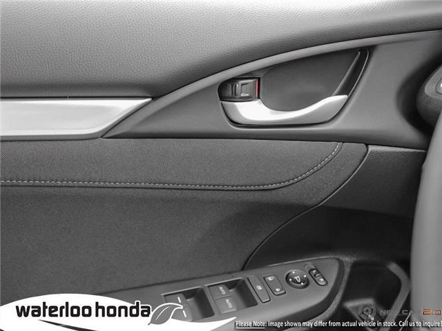 2019 Honda Civic EX (Stk: H6176) in Waterloo - Image 16 of 23