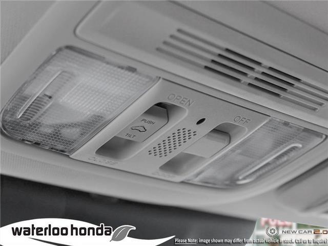 2019 Honda Civic EX (Stk: H6176) in Waterloo - Image 19 of 23