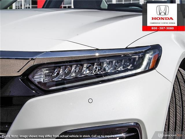 2019 Honda Accord Touring 1.5T (Stk: 20278) in Cambridge - Image 10 of 24
