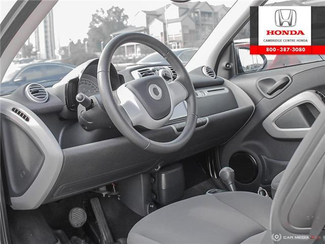 2015 Smart Fortwo  (Stk: 19857A) in Cambridge - Image 13 of 27