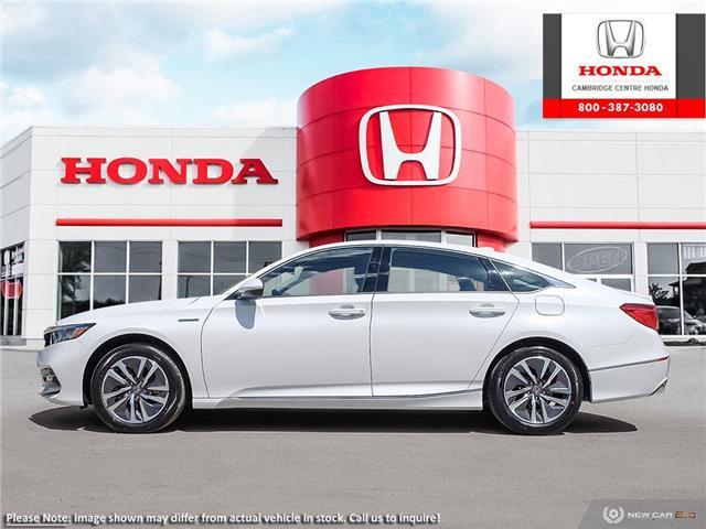 2019 Honda Accord Hybrid Base (Stk: 20184) in Cambridge - Image 3 of 24