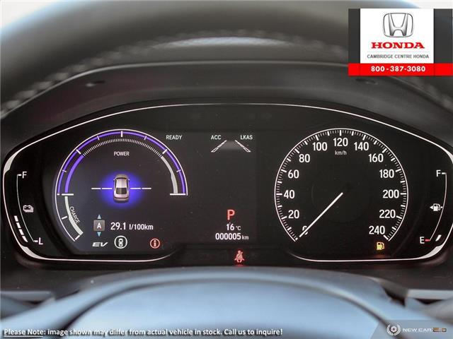 2019 Honda Accord Hybrid Base (Stk: 20184) in Cambridge - Image 15 of 24