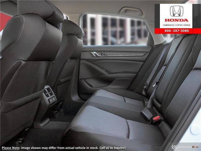 2019 Honda Accord Hybrid Base (Stk: 20184) in Cambridge - Image 22 of 24