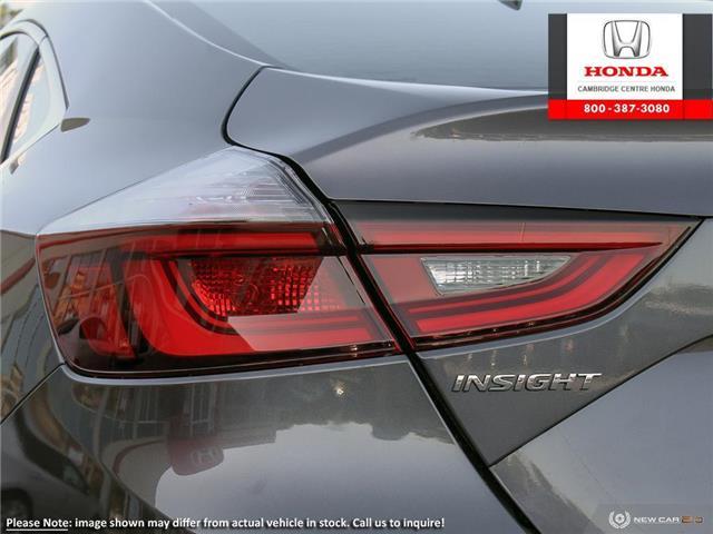 2020 Honda Insight Touring (Stk: 20178) in Cambridge - Image 11 of 24
