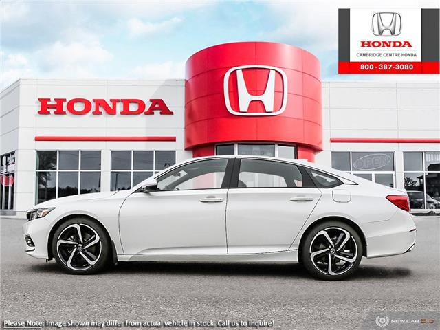 2019 Honda Accord Sport 1.5T (Stk: 20277) in Cambridge - Image 3 of 24