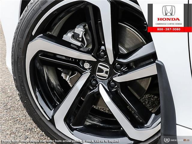 2019 Honda Accord Sport 1.5T (Stk: 20277) in Cambridge - Image 8 of 24