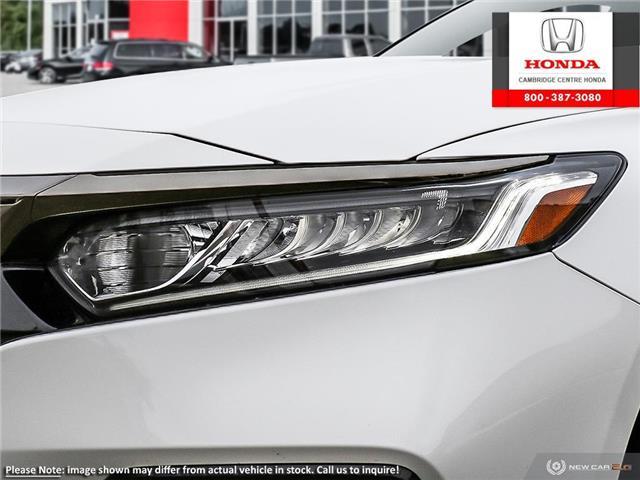 2019 Honda Accord Sport 1.5T (Stk: 20277) in Cambridge - Image 10 of 24