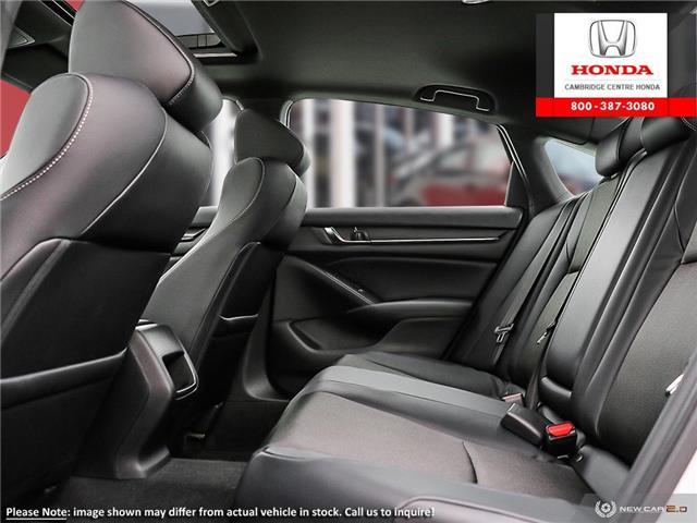 2019 Honda Accord Sport 1.5T (Stk: 20277) in Cambridge - Image 22 of 24