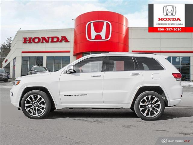 2017 Jeep Grand Cherokee Overland (Stk: 20191A) in Cambridge - Image 3 of 27