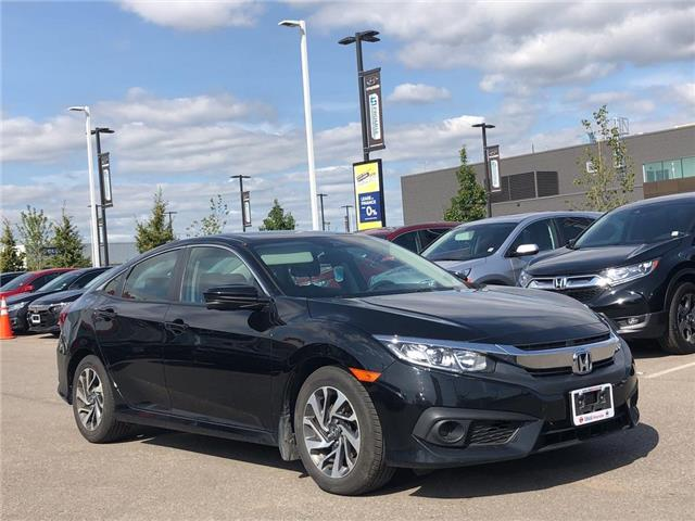 2016 Honda Civic EX (Stk: I191123A) in Mississauga - Image 1 of 21
