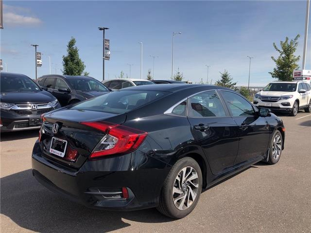 2016 Honda Civic EX (Stk: I191123A) in Mississauga - Image 8 of 21