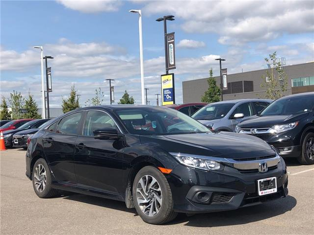2016 Honda Civic EX (Stk: I191123A) in Mississauga - Image 10 of 21