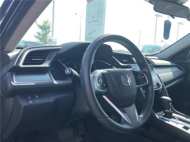 2016 Honda Civic EX (Stk: I191123A) in Mississauga - Image 14 of 21