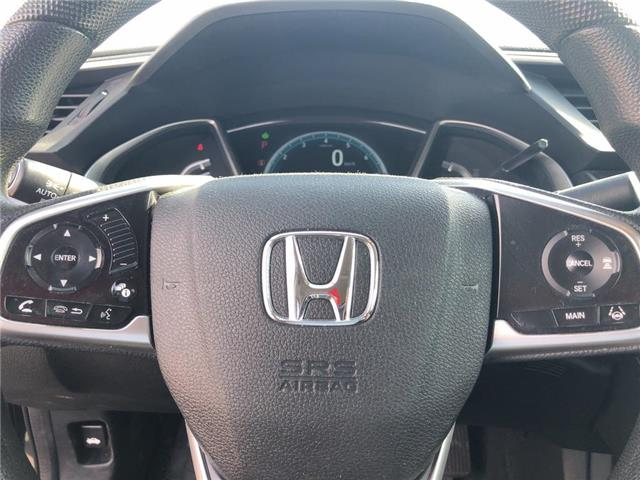 2016 Honda Civic EX (Stk: I191123A) in Mississauga - Image 16 of 21