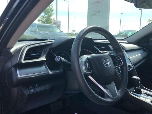 2016 Honda Civic EX (Stk: I191383A) in Mississauga - Image 13 of 20