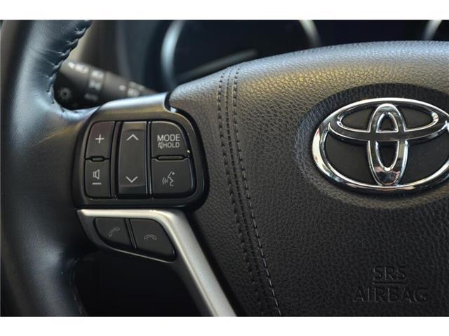 2019 Toyota Highlander  (Stk: 563674) in Milton - Image 16 of 43