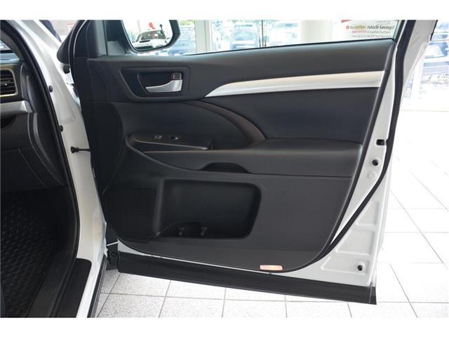 2019 Toyota Highlander  (Stk: 563674) in Milton - Image 28 of 43