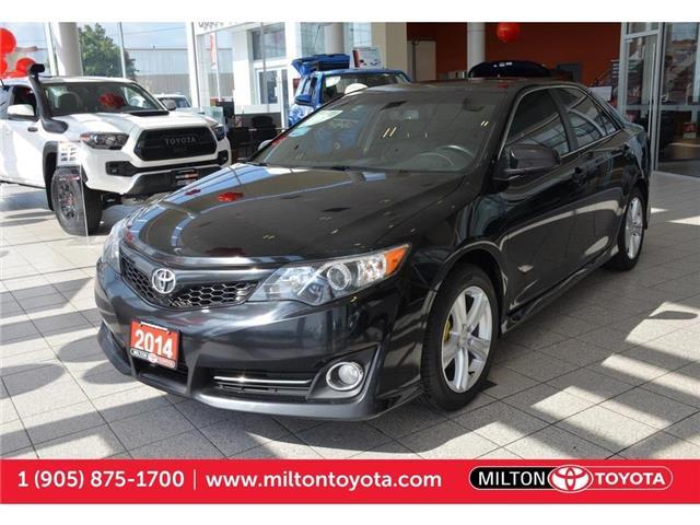 2014 Toyota Camry  4T1BF1FK3EU361949 361949 in Milton
