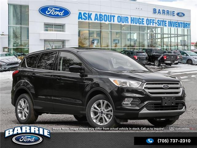 2019 Ford Escape SE (Stk: T1112) in Barrie - Image 1 of 27