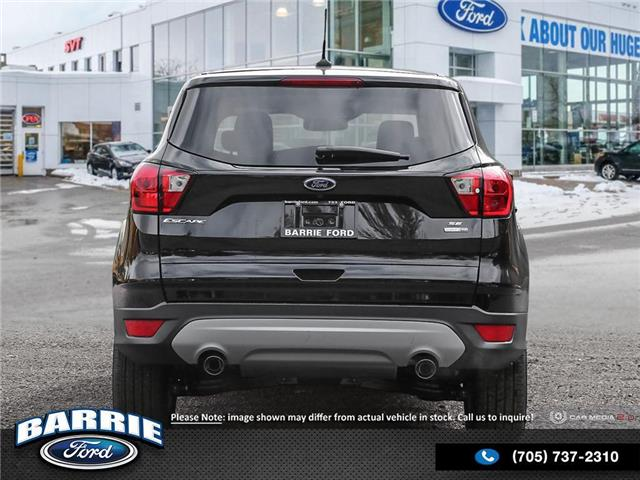 2019 Ford Escape SE (Stk: T1112) in Barrie - Image 5 of 27