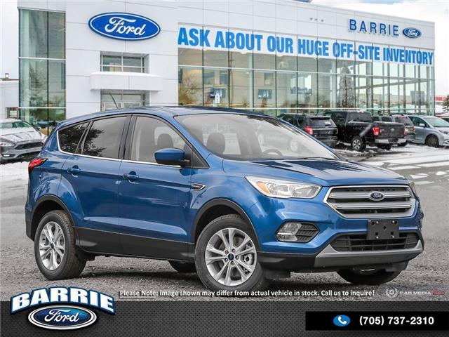 2019 Ford Escape SE (Stk: T1115) in Barrie - Image 1 of 27