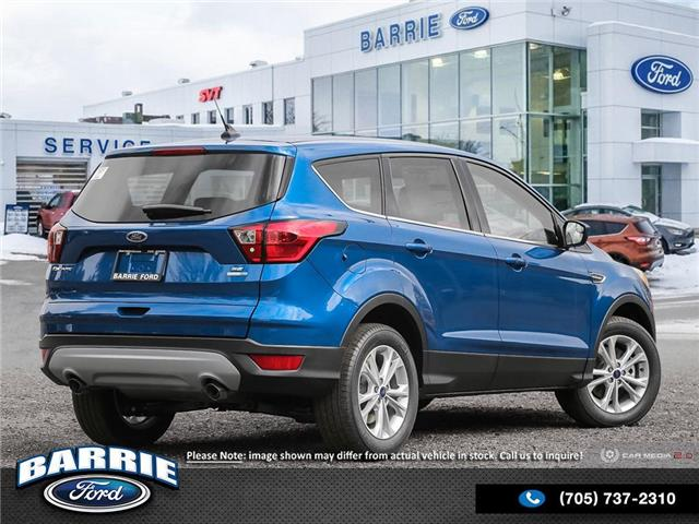 2019 Ford Escape SE (Stk: T1115) in Barrie - Image 4 of 27