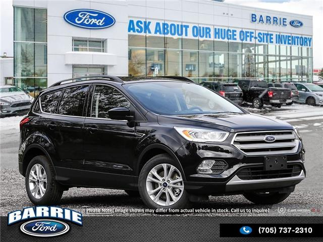 2019 Ford Escape SEL (Stk: T1159) in Barrie - Image 1 of 27