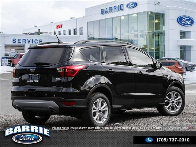 2019 Ford Escape SEL (Stk: T1159) in Barrie - Image 4 of 27