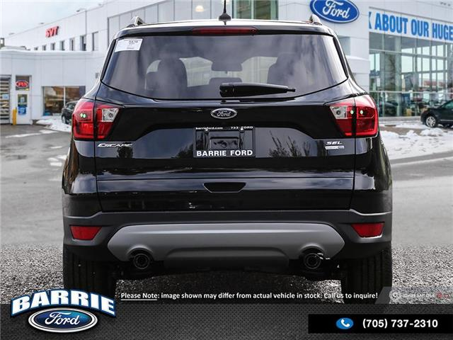 2019 Ford Escape SEL (Stk: T1159) in Barrie - Image 5 of 27