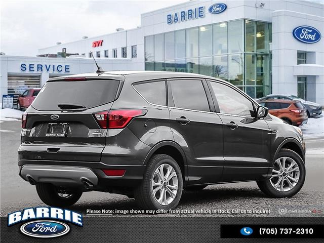 2019 Ford Escape SE (Stk: T1043) in Barrie - Image 4 of 27
