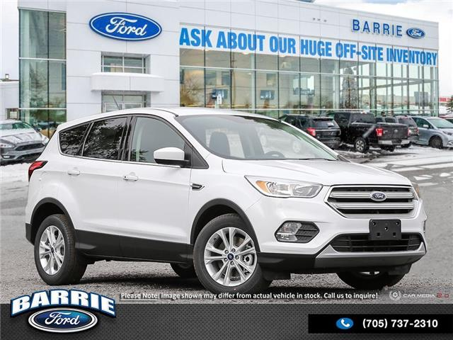 2019 Ford Escape SE (Stk: T1085) in Barrie - Image 1 of 27
