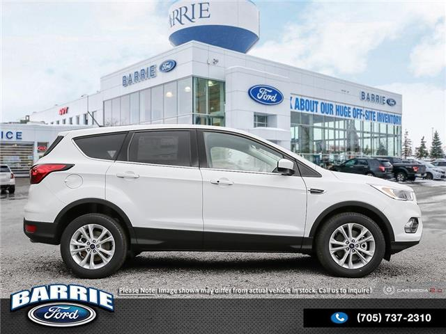 2019 Ford Escape SE (Stk: T1085) in Barrie - Image 3 of 27