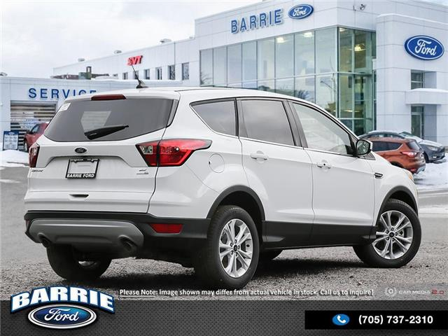 2019 Ford Escape SE (Stk: T1085) in Barrie - Image 4 of 27