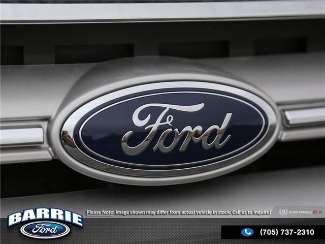 2019 Ford Escape SE (Stk: T1085) in Barrie - Image 9 of 27