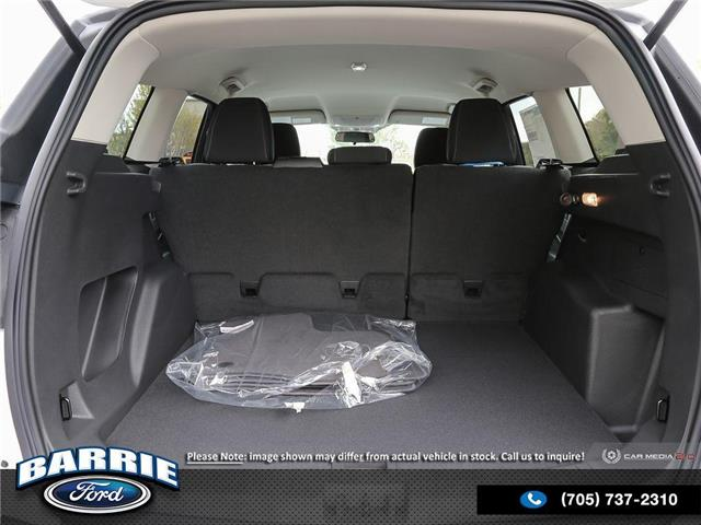 2019 Ford Escape SE (Stk: T1085) in Barrie - Image 11 of 27